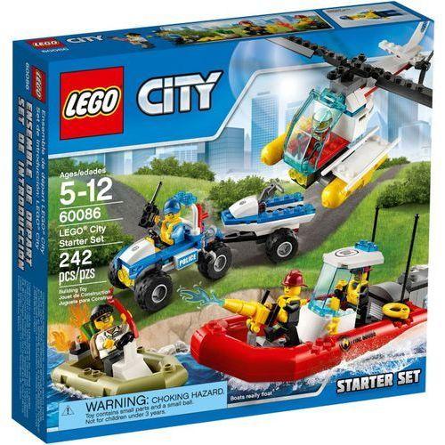 Lego City ZESTAW STARTOWY 60086 z kategorii: klocki dla dzieci