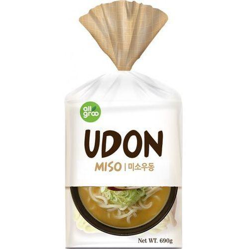 All gr∞ Makaron udon miso z przyprawami - gotowe danie 690g -