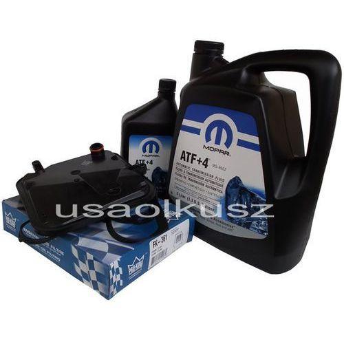 Filtr olej atf+4 skrzyni biegów 42rle dodge nitro 3,7 v6 marki Mopar