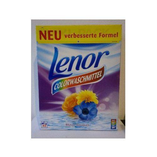 Lenor proszek 42p/ 2,73kg Blüten Kolor z kategorii proszki do prania