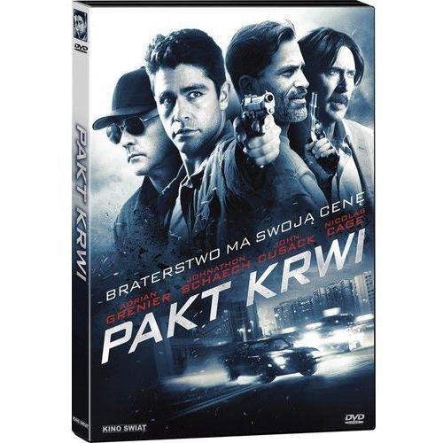 Pakt krwi (DVD) - Add Media (5906190325327)
