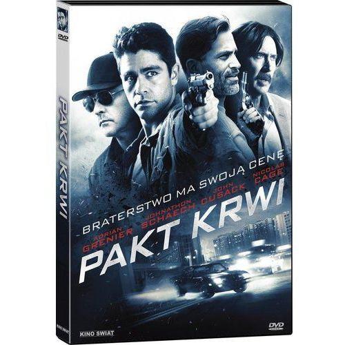 Pakt krwi (Płyta DVD)