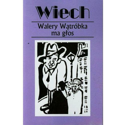 Walery Wątróbka ma głos czyli felietony warszawskie, vis-a-vis Etiuda