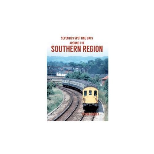 Seventies Spotting Days Around the Southern Region