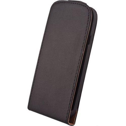 Etui FOREVER do Nokia 501 Sligo Elegance Czarny (5900495248596)