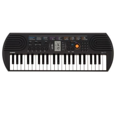 CASIO SA 77 keyboard (4971850321118)