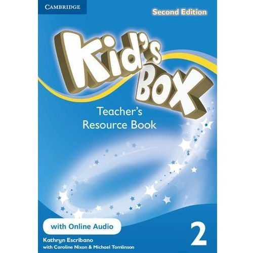 Kid's Box 2 Second Edition. Teacher's Resource Book + Online Audio (2014)