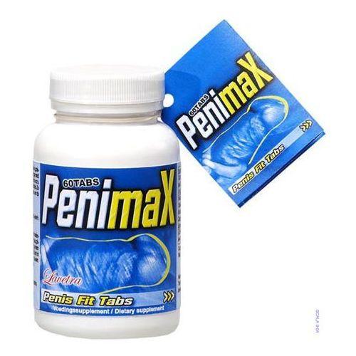 Tabletki na powiększenie penisa Penimax Lavetra