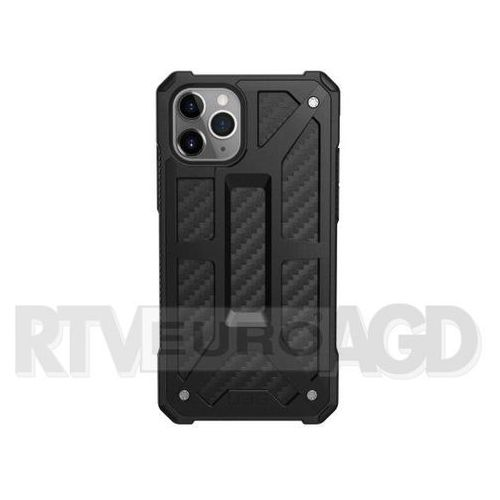 Uag monarch case iphone 11 pro (carbon fiber) (0812451032185)