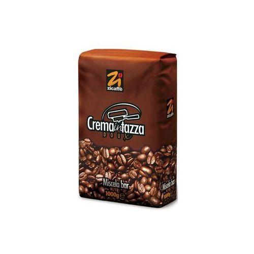Kawa ziarnista crema in tazza doux marki Zicaffe