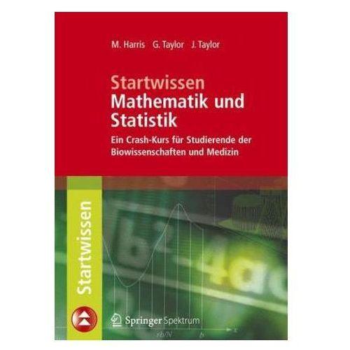 Startwissen Mathematik und Statistik (9783642373206)