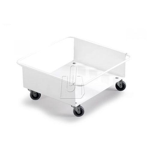 Wózek Trolley na pojemnik na śmieci Durabin 90 biały Durable 1801668010