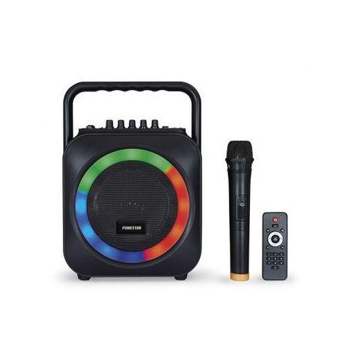 Przenośny akumulatorowy system audio box-35led marki Fonestar
