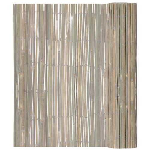 vidaXL Ogrodzenie bambusowe 150 x 400 cm (8718475849575)