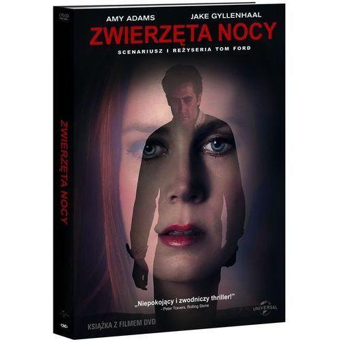 Filmostrada Zwierzęta nocy (dvd) + książka (9788380913196)