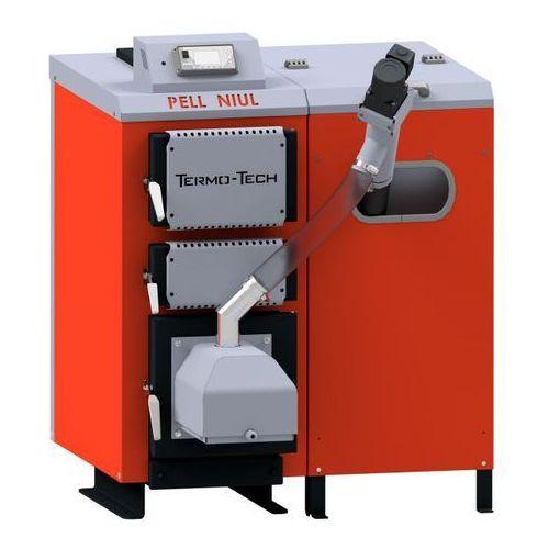 Kocioł stałopalny C.O. Termo-Tech Pell Niul 18 kW prawy