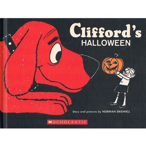 Clifford's Halloween (twarda oprawa)