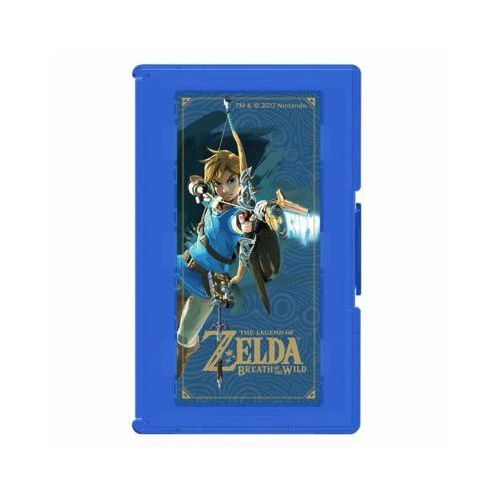Etui na gry HORI The Legend of Zelda: Breath of the Wild do Nintendo Switch (0873124006292)