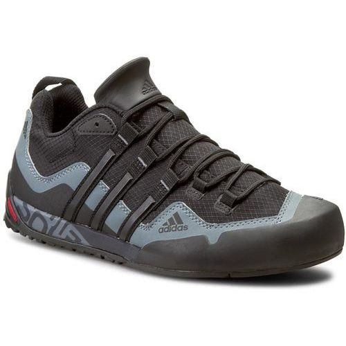 Buty adidas - Terrex Swift Solo D67031 Black1/Black1/Lead, w 3 rozmiarach