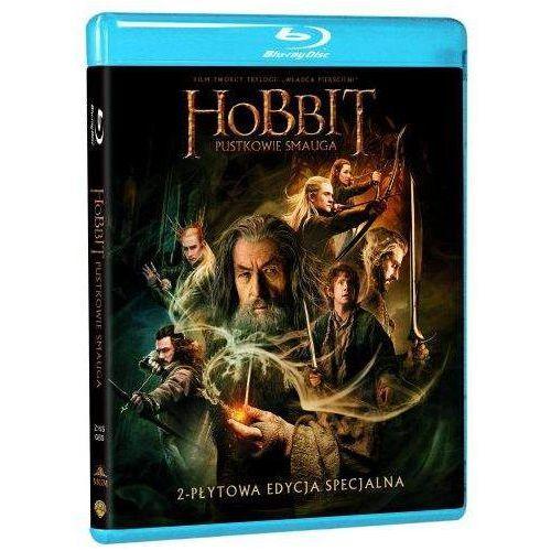 Hobbit: pustkowie smauga. edycja specjalna (2 bd) marki Galapagos