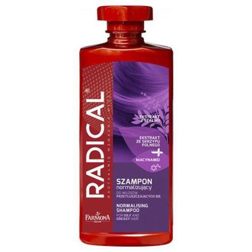 Farmona RADICAL Szampon normalizujący do włosów przetłuszczających się (400 ml)