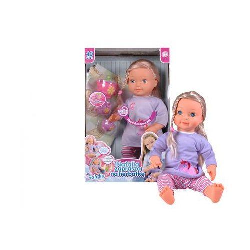 LALKA NATALIA ZAPRASZA NA HERBATKĘ REKLAMA TV (lalka) od Babycool