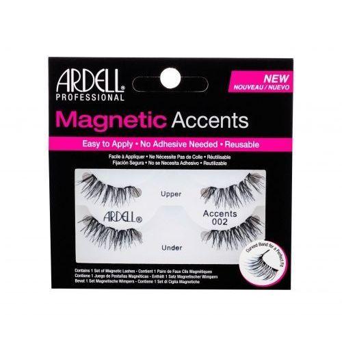 magnetic accents accents 002 sztuczne rzęsy 1 szt dla kobiet black marki Ardell
