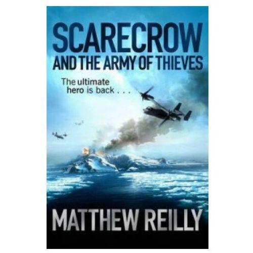 Scarecrow and the Army of Thieves, Reilly, Matthew