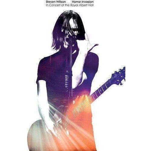 Steven wilson Home invasion: in concert at the royal albert hall - (płyta dvd) (5034504132771)