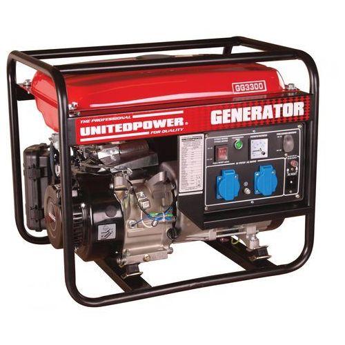 Hecht agregat prądotwórczy GG 3300 - oferta [050d6a24b5e526f3]