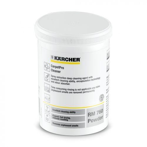 Karcher proszek do prania dywanów i wykładzin rm 760 carpetpro 800 g nowa formuła (4054278032344)