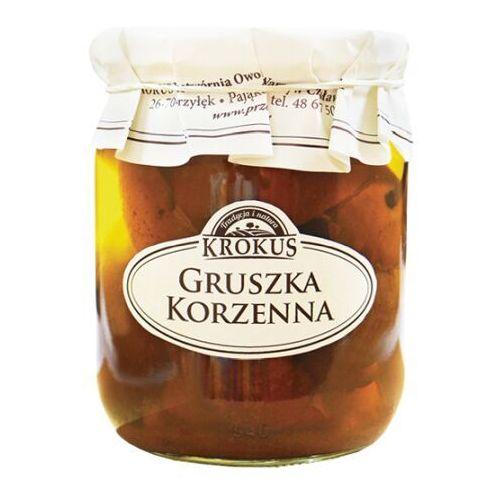 Gruszka Korzenna 530g - Krokus (5906732624178)