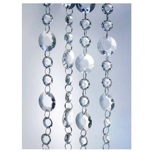 Ap Girlanda kryształowa - bezbarwna - 1 m - 1 szt. (5901157430731)