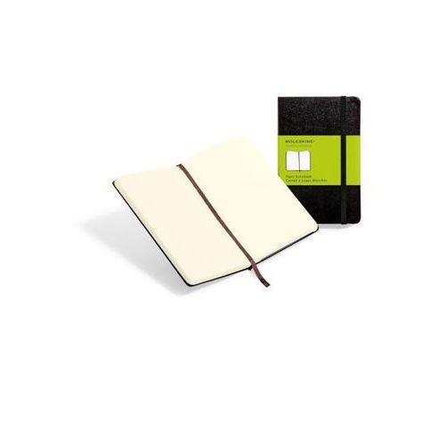 Notes kieszonkowy Moleskine gładki, QP012
