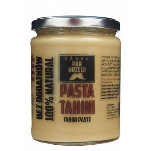 Pan Zdrówko Pasta sezamowa - Tahini - Indyjskie - 500g (5902114249007)