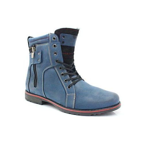Buty ze skóry męskie zimowe sprawdź!