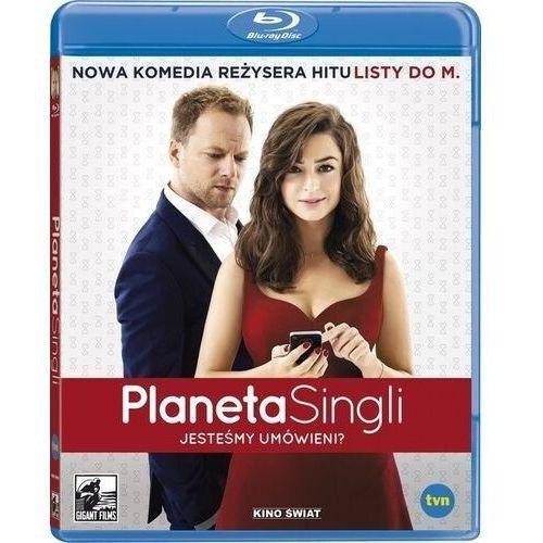 Kino świat Planeta singli blu ray - 35% rabatu na drugą książkę! (5906190324818)