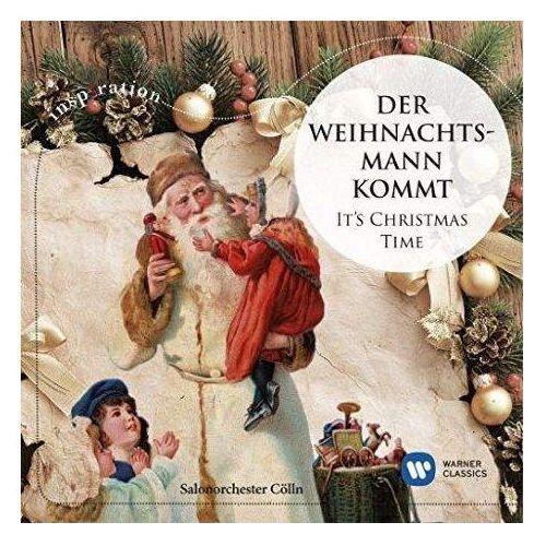 DER WEIHNACHTSMANN KOMMT.../IT'S CHRISTMAS TIME! - Salonorchester Koln (Płyta CD), 2564619619