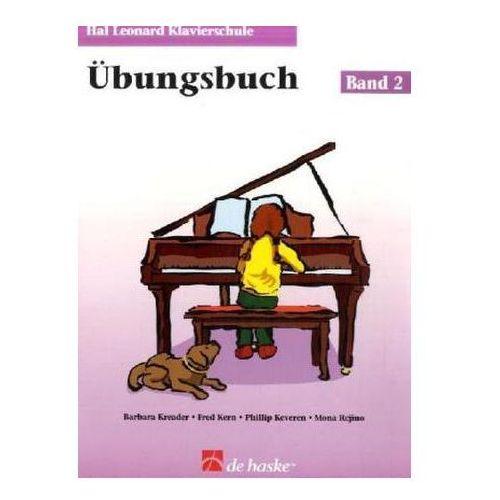 Hal Leonard Klavierschule, Übungsbuch. Bd.2