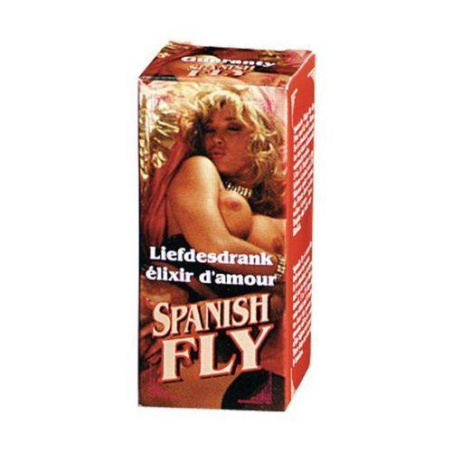 Cobeco Spanish Fly Red Hiszpańska Mucha silny afrodyzjak podniecający dla par 15ml (8717344179461)