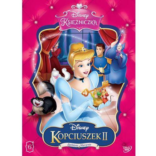 John kafka Disney księżniczka. kopciuszek 2. spełnione marzenia [dvd]