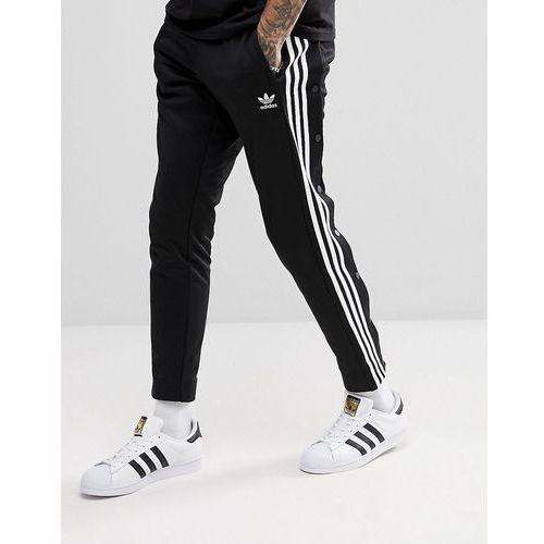 adicolor popper joggers in black cw1283 - black, Adidas originals, M-XXL