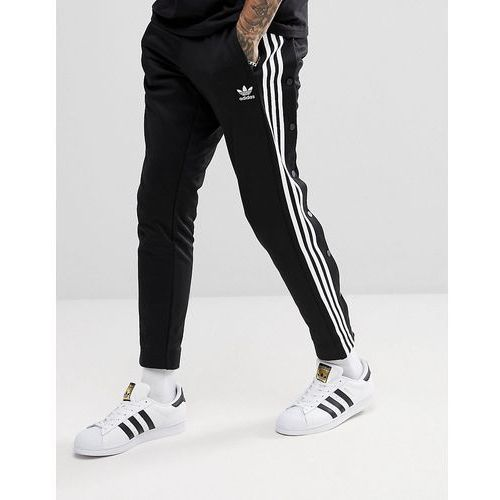 adicolor popper joggers in black cw1283 - black, Adidas originals, S-XXL