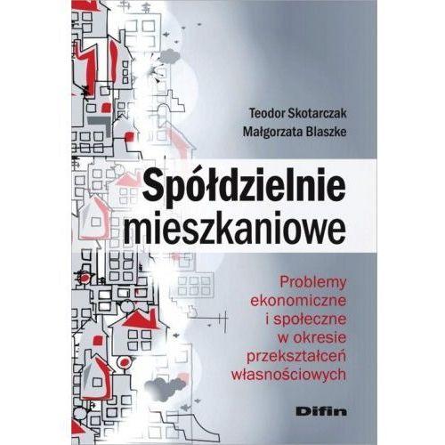 Spółdzielnie mieszkaniowe - Dostawa 0 zł (2016)