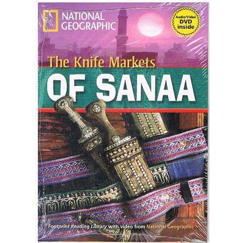 The Footprint Reading Library. The Knife Markets Of Sanaa. (24 str.)