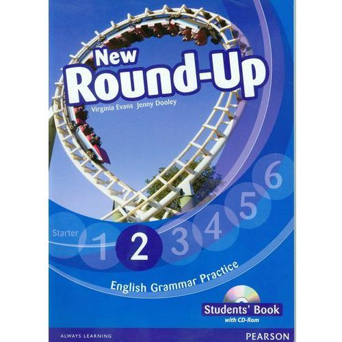 New Round Up 2, Student's Book (podręcznik) plus CD-ROM, Evans Virginia, Dooley Jenny