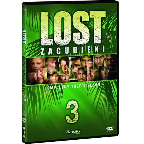Lost: Zagubieni. Sezon 3 (7DVD) (7321917502061)