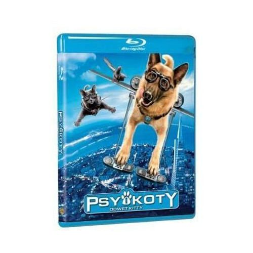 Psy i koty: odwet kitty (blu-ray + dvd) marki Warner bros.