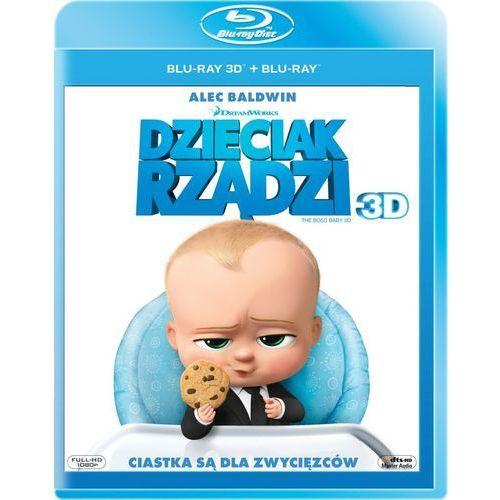 Imperial cinepix Dzieciak rządzi (2d+3d) (blu-ray) - tom mcgrath. darmowa dostawa do kiosku ruchu od 24,99zł