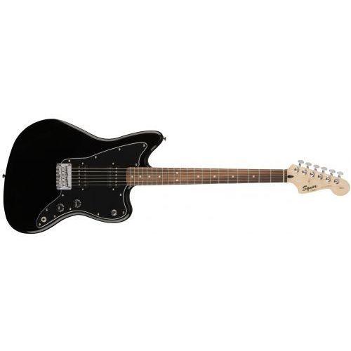 affinity series jazzmaster hh, rosewood fingerboard, black gitara basowa marki Fender